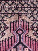 Tapis ancien Persan Malayer fait main, 1Q0078