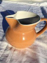 Ancienne Cruche/Carafe Originale - Grappe de Raisin