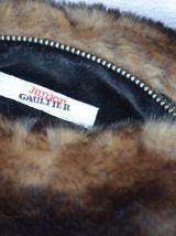 Sac Junior Gaultier fausse fourrure