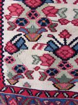 Tapis vintage Persan Ardabil fait main, 1Q0146