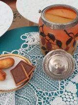 Seau à biscuits JOMA années 1930
