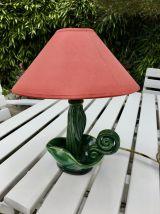 Lampe de table vintage années 50