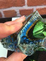 Joli vide-poches ou cendrier verre