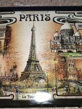 Patère double Paris