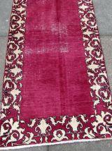 Tapis ancien Turc Anatolian fait main, 1Q0159