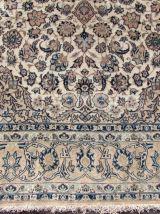Tapis vintage Persan Tabriz fait main, 1Q0165