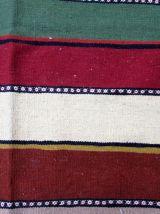Tapis vintage Persan Gabbeh fait main, 1Q0230