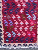 Tapis vintage Persan Ardabil fait main, 1Q0260