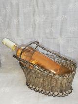 Panier verseur porte bouteille