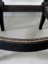 Chaise basse Napoléon III