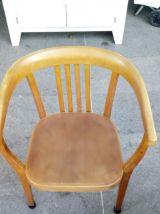 Fauteuil, Chaise de bureau Baumann