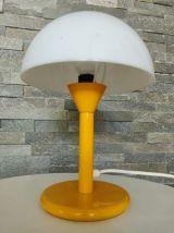 Lampe champignon Aluminor vintage