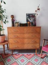 Commode vintage scandinave