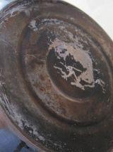 Ancienne bouilloire française en inox