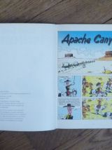 Lucky Luke- Apache Canyon- René Goscinny- Hodder and Stought