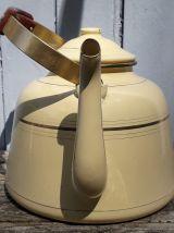 bouilloire émaillée japy