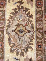 Tapis vintage Afghan Zigler fait main, 1Q268