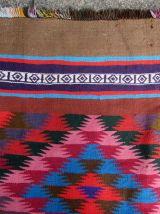 Tapis vintage Persan Ardabil fait main, 1Q0277