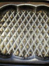 Ancien Gaufrier    France marque l' étoile objet de cuisine