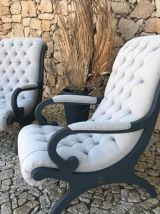 fauteuil chesterfield victoria,