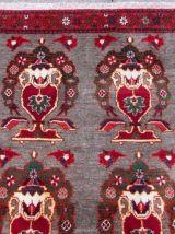 Tapis vintage Persan Gabbeh fait main, 1Q0289