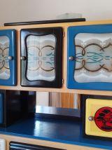 Buffet vintage 50's mado relooké