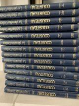 """14 volumes """" La planete ocean """" Cousteau"""