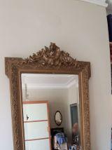 Grand miroir biseauté