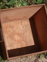 caisse industrielle en bois