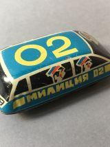 LOT anciens jouets soviétiques MODELES REDUITS «URGENCE»