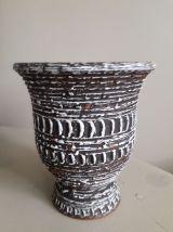 Vase en céramique allemande SPARRA