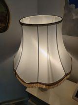 Lampe en céramique ancienne