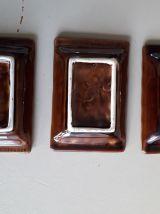 3 vide-poche Vallauris