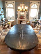 Table à manger 12 personnes
