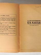 La vie quotidienne en Gaule pendant la paix romaine. Duval