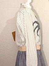 Robe midi style vintage Capuccino Family Store T38