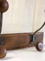 Porte-manteaux en chêne – début XXème