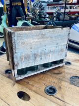 Caisse à bouteille ancienne