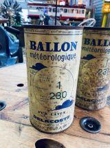 Ballons Météorologiques