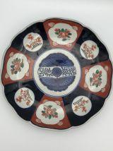 Assiette IMARI  japonaise XIXe 22cm