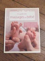 Le Guide Des Massages De Bébé- Sophie Dumoutet- Larousse