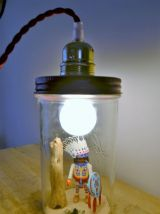 Lampe bocal Le Parfait-Playmobil