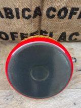 Bouilloire en tôle émaillée - Vintage