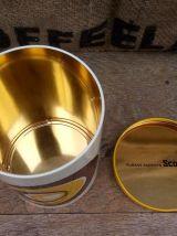 Grande boite publicitaire en métal pour Scotch- Années 70