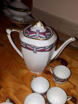 Services porcelaine de Limoges Comptoir de la céramique (ros