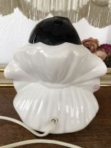 Lampe de chevet PIERROT vintage.