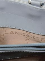Sac à main LANCASTER Vintage motif papillons.