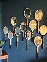 "Miroir, raquette miroir, raquette tennis - ""Junior"""