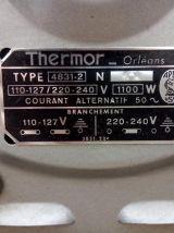 Radiateur soufflant Thermor - Années 60/70