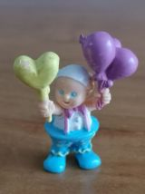 Lot 4 figurines  Mimi and the Goo Goos - 1994